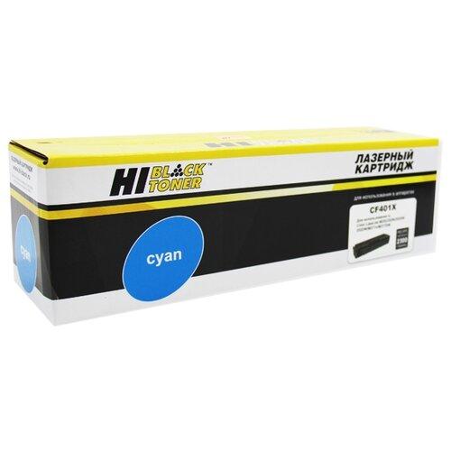 Фото - Картридж Hi-Black HB-CF401X внешний аккумулятор pb14x black 14000 мач