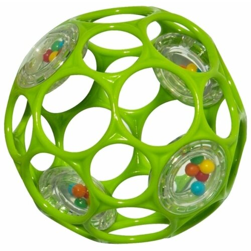 Погремушка Oball Гремящий мячик