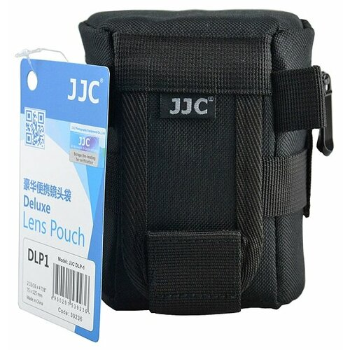 Фото - Чехол для объектива JJC DLP-1 чехол