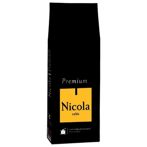 Кофе в зернах Nicola Premium