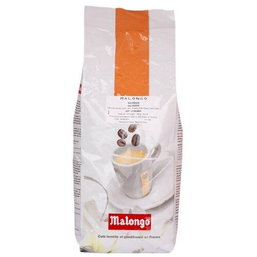 Кофе в зернах Malongo Salvador