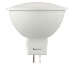 Лампа светодиодная Camelion 11656, GU5.3, JCDR, 7Вт