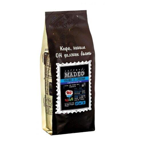 Кофе в зернах Madeo Клубника со