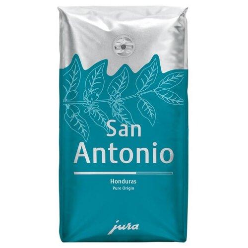 Кофе в зернах Jura San Antonio