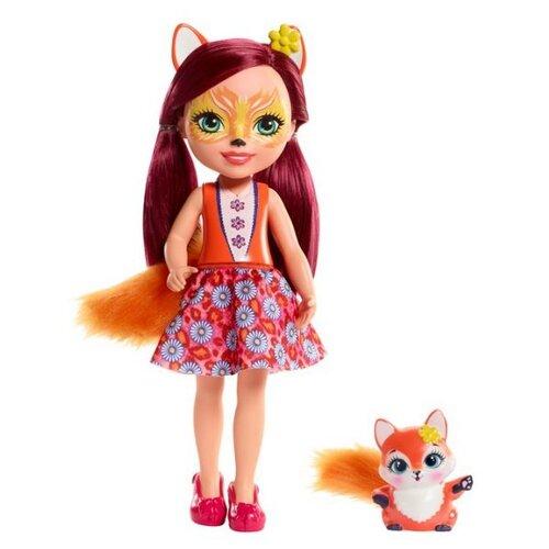 Кукла Enchantimals Фелисити Лис