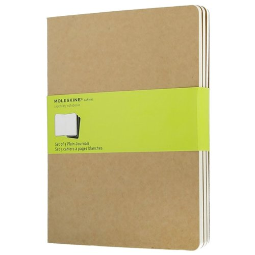 Блокнот Moleskine Cahier agenda 1 cahier cd