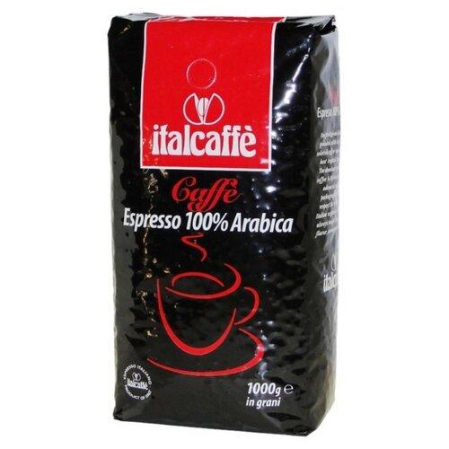 Кофе в зернах Italcaffe