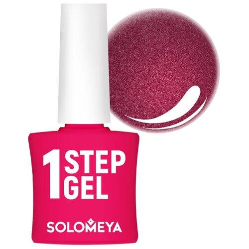 Гель-лак 3 в 1 Solomeya One однофазный гель лак мечта solomeya one step gel 16 dream