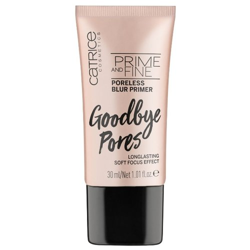 CATRICE праймер Prime And Fine