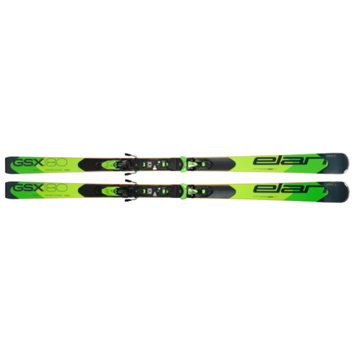 Горные лыжи Elan GSX F 18 19