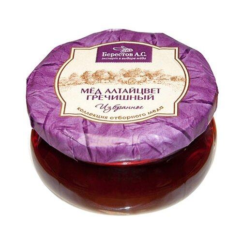 Мед Берестов А.С. Избранное мед натуральный берестов а с липовый лес 240г