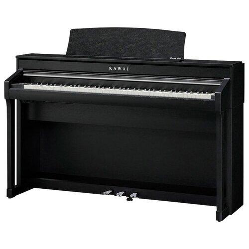 Цифровое пианино KAWAI CA-58 цифровое пианино kawai es 8 black