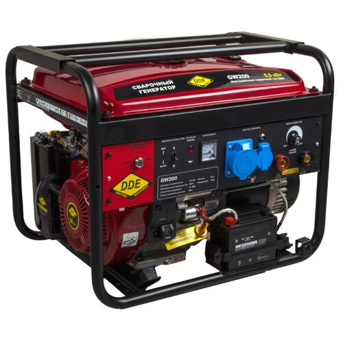 Бензиновый генератор DDE GW200