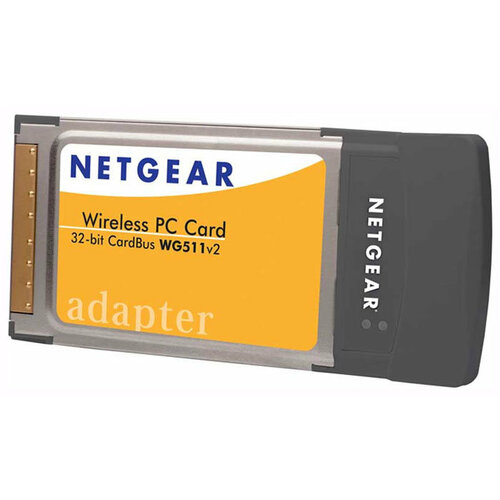 Wi-Fi адаптер NETGEAR WG511 netgear gs324
