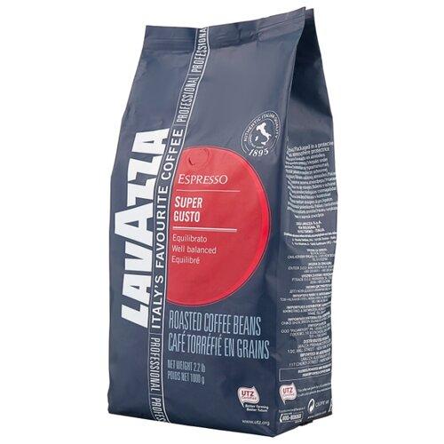 Кофе в зернах Lavazza Super