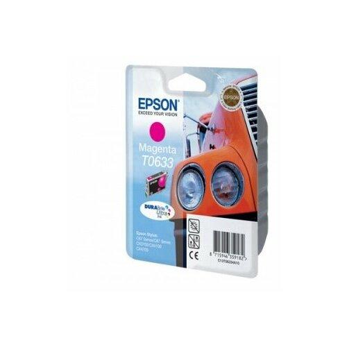 Фото - Картридж Epson C13T06334A10 biosilk шампунь шелковая терапия 207 мл