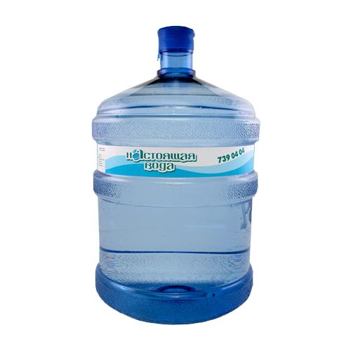 Вода питьевая Настоящая вода фото