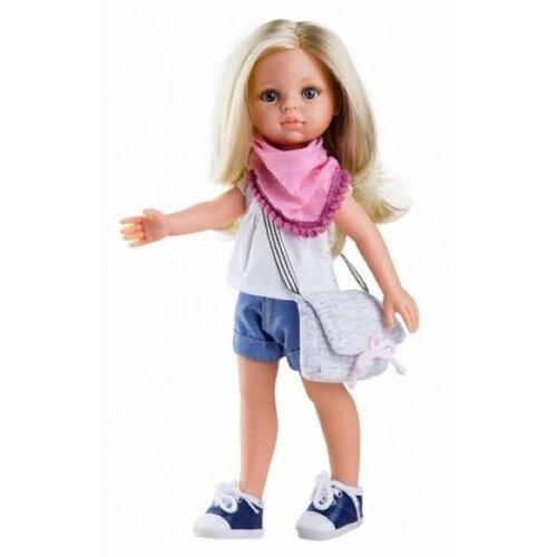 Кукла Paola Reina Клаудия 32 см paola reina кукла лидия 60 см paola reina