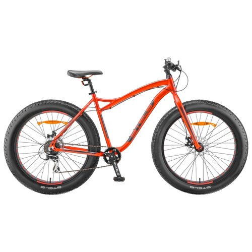 Фэт-байк STELS Aggressor MD 26 велосипед stels navigator 670 md 2015