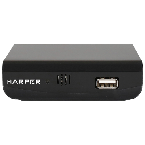 Фото - TV-тюнер HARPER HDT2-1030 tv тюнер ritmix hdt2 1240