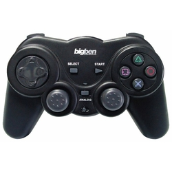 Геймпад BigBen Wireless Controller for PS2