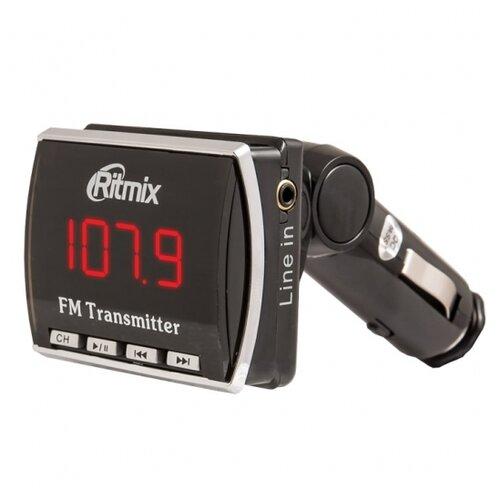 Фото - FM-трансмиттер Ritmix FMT-A750 fm трансмиттер