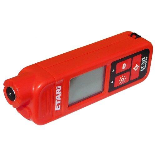 Магнитный толщиномер Etari ET 333 толщиномер лакокрасочного покрытия etari ет 600 батарейки в подарок