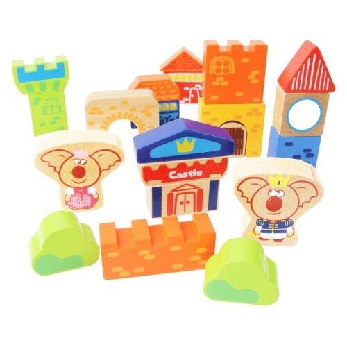 Кубики Vulpi Замок 15013