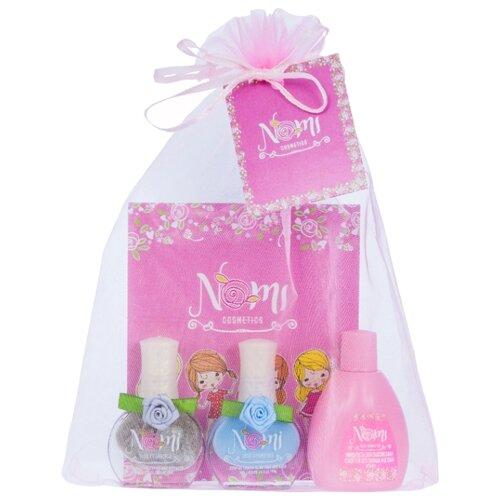 Набор косметики Nomi №18 набор детской косметики nomi beauty box 5