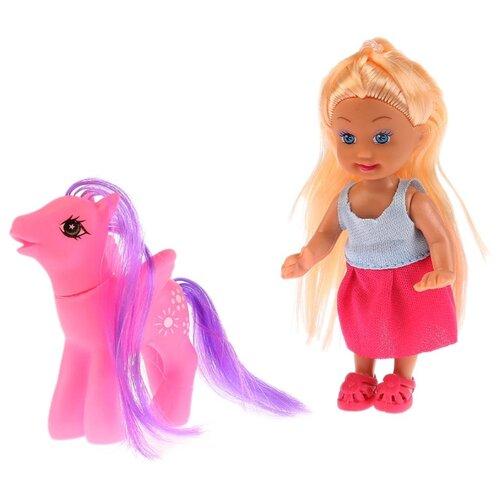Кукла Карапуз Машенька с