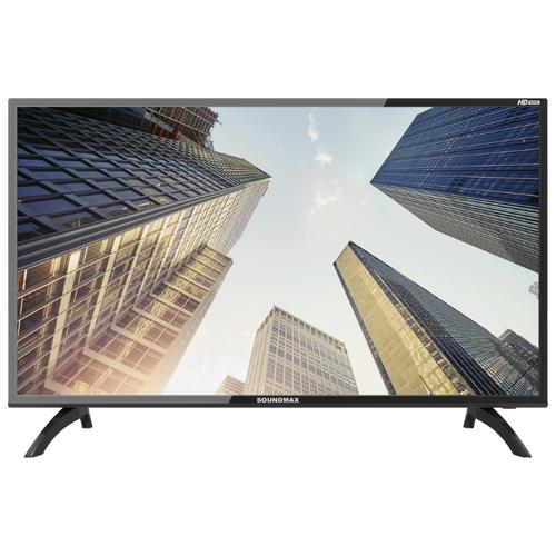 Фото - Телевизор SoundMAX SM-LED39M06 аксессуар чехол g case для samsung galaxy tab a 10 5 sm t590 sm t595 slim premium black gg 982