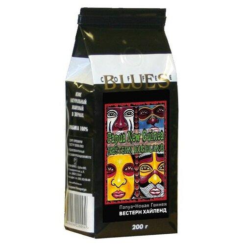 Кофе в зернах Блюз Папуа -