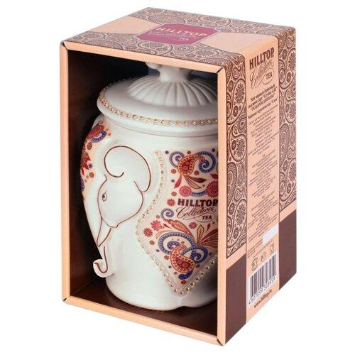 Чай черный Hilltop Подарок hilltop волшебный снегопад чай листовой молочный оолонг 100 г