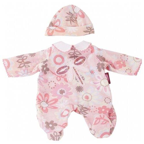 Фото - Gotz Комбинезон для кукол 42 - одежда для кукол colibri комбинезон с рубашкой и носочками 3888611