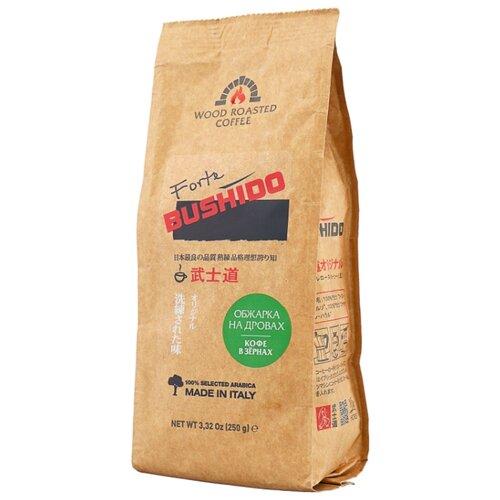 Кофе в зернах Bushido Forte