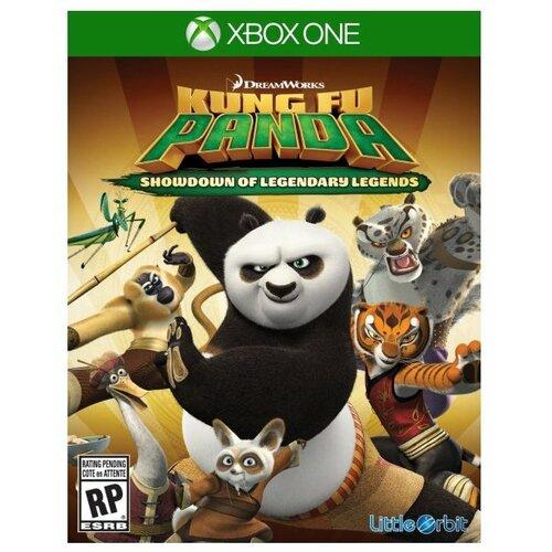 Kung Fu Panda: Showdown of the animals of kung fu panda starter level cd isbn 9781910173794