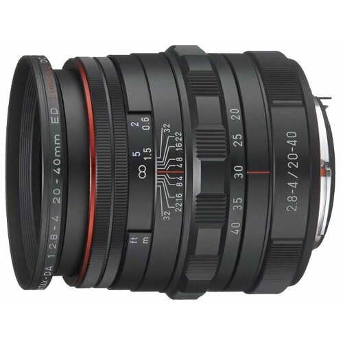 Фото - Объектив Pentax DA 20-40mm f объектив