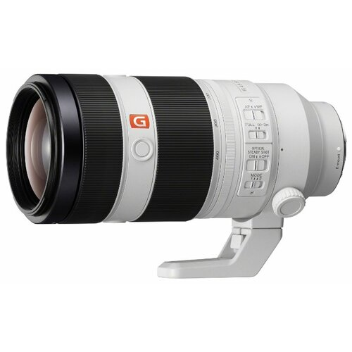 Фото - Объектив Sony FE 100-400mm объектив sony sel 70200 e mount fe 70–200 мм f2 8 gm oss