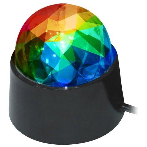 Ночник-проектор REV DISCO 32455 3 светильник ночник светодиодный rev 3вт ночник 220в rgb