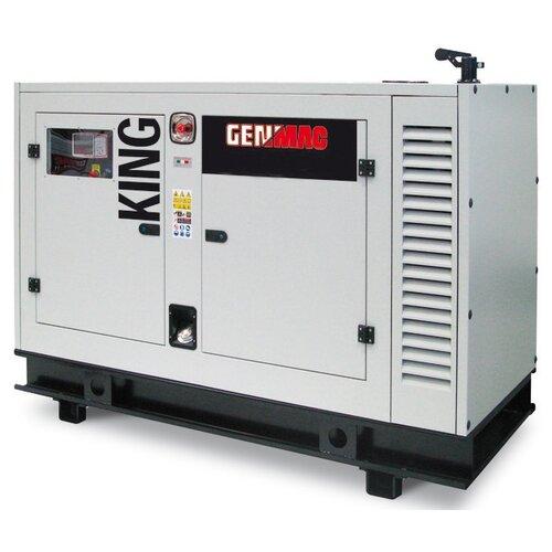 Дизельный генератор GENMAC King
