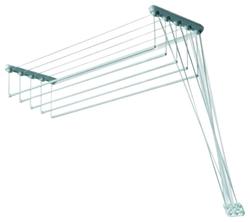 Сушилка для белья Comfort Alumin потолочная стальная 5 стержней 1,7 м