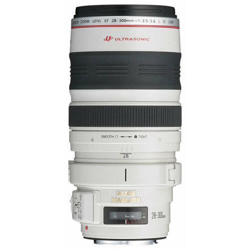 Фото - Объектив Canon EF 28-300mm f объектив