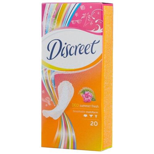 Discreet прокладки ежедневные llosa m the discreet hero