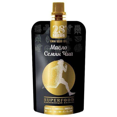 28 SEEDS Масло семян Чиа дой-пак