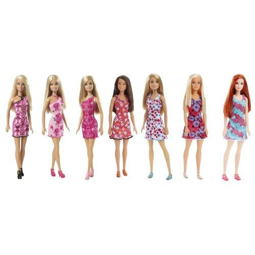 Кукла Barbie Стиль 28 см T7439 mattel кукла barbie стиль в жёлтом платье 28 см