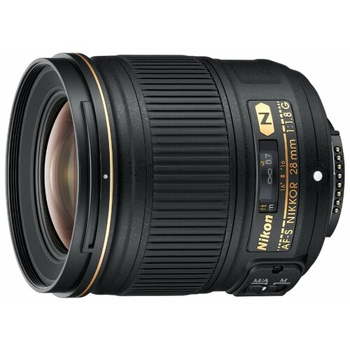 Фото - Объектив Nikon 28mm f 1.8G AF-S объектив nikon af s 50mm f 1 8g nikkor