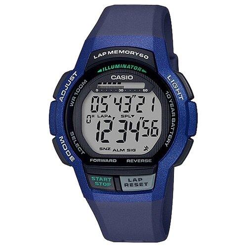 Наручные часы CASIO WS-1000H-2A casio casio gwn 1000h 2a