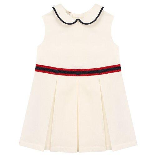 gucci однотонное платье Платье GUCCI