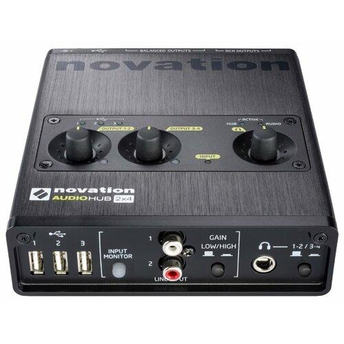 Внешняя звуковая карта Novation novation circuit