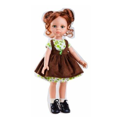 Кукла Paola Reina Кристи 32 см paola reina кукла лидия 60 см paola reina